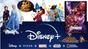 25+ ภาพยนตร์ที่ดีที่สุดบน Disney Plus 2021
