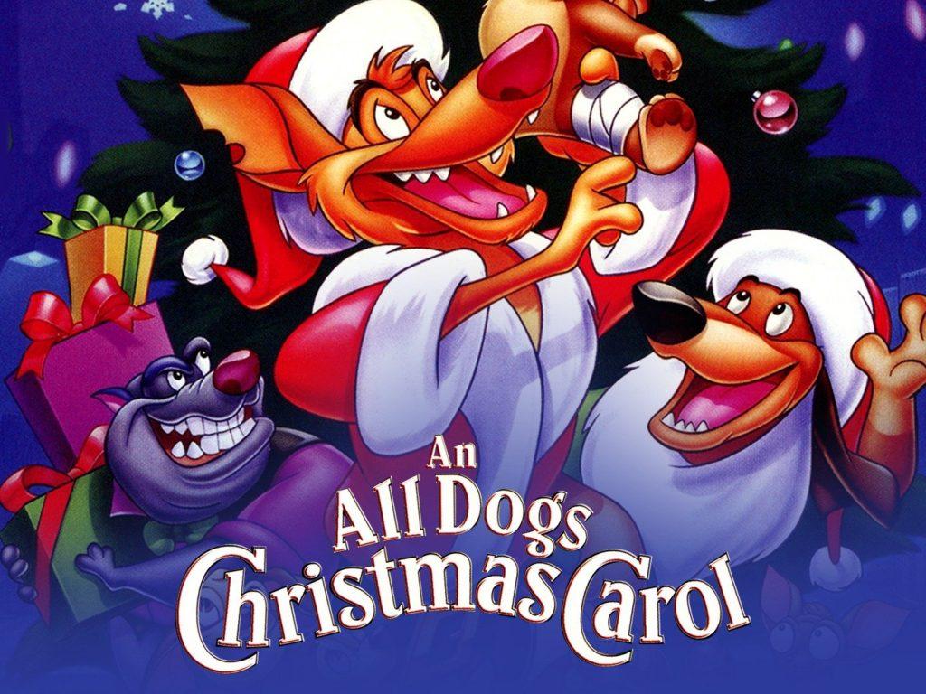 An All Dogs Christmas Carol (1998)