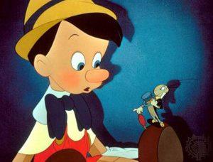 """ภาพยนตร์ """"Pinocchio"""""""